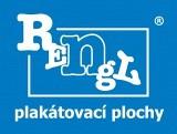 logo Rengl – plakátovací plochy