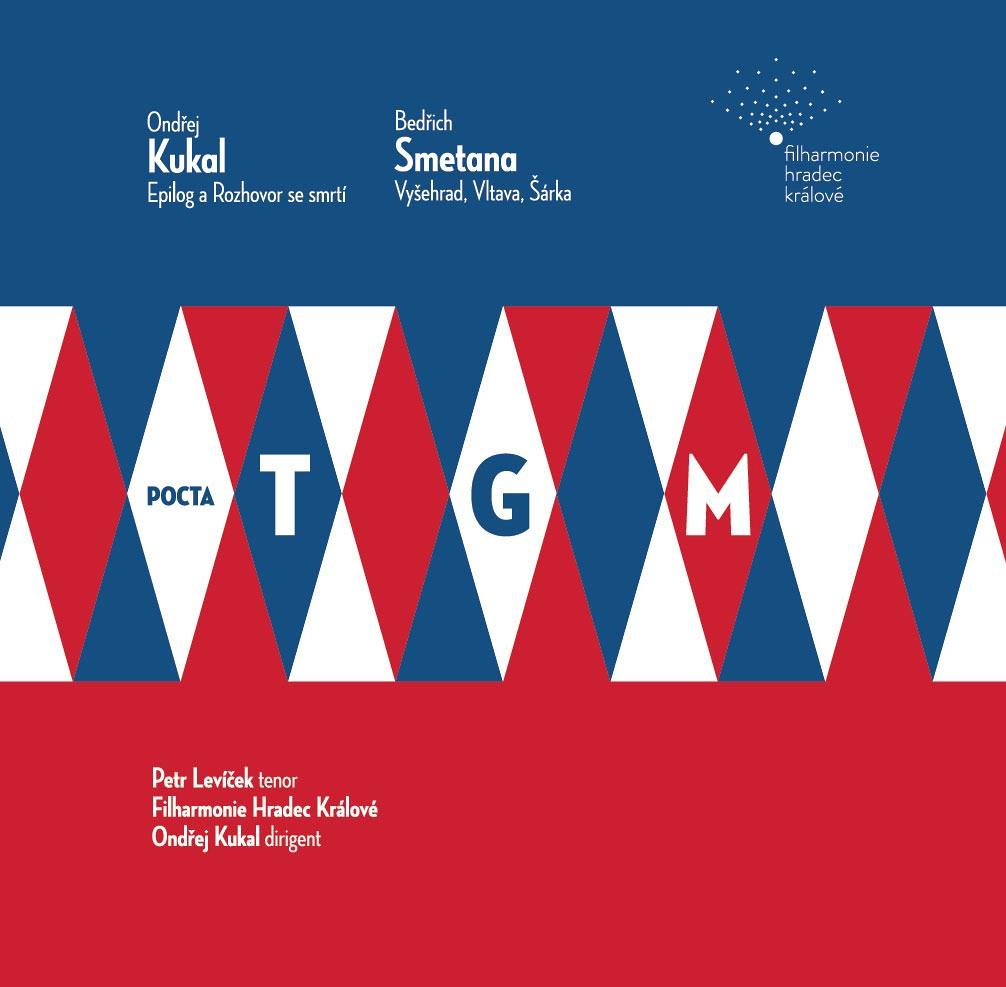 booklet CD: Pocta TGM - Kukal, Smetana