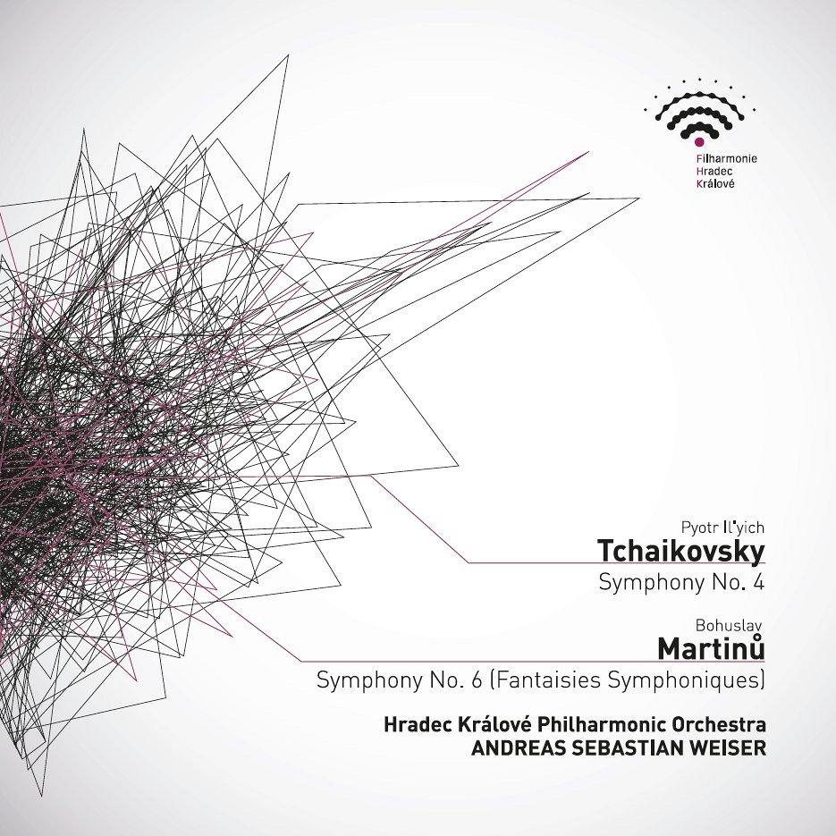 booklet CD: Čajkovskij, Martinů